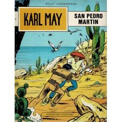 Karl May - 074 San Pedro Martin - eerste druk 1982 - Standaard Uitgeverij - 2e reeks