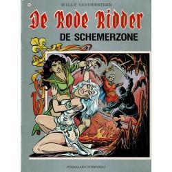 De Rode Ridder - 112 De schemerzone - herdruk - grijze cover, geniet