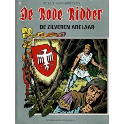 De Rode Ridder - 011 De zilveren adelaar - herdruk - grijze cover, gelijmd