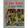 De Rode Ridder - 015 De zwarte wolvin - herdruk - grijze cover, gelijmd