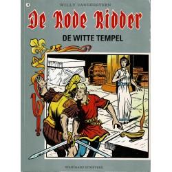 De Rode Ridder - 018 De witte tempel - herdruk - grijze cover, gelijmd