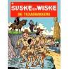 Suske en Wiske - 125 De Texasrakkers - herdruk - nieuwe cover