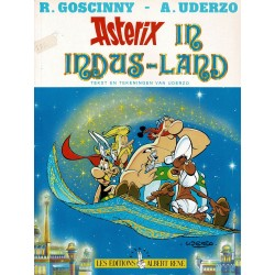 Asterix - 028 Asterix in Indus-land - Albert René uitgaven - herdruk 1997