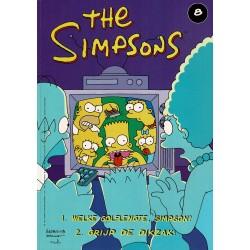 The Simpsons - 008 Welke golflengte, Simpson? + Grijp de dikzak! - eerste druk 1999