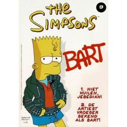 The Simpsons - 009 Niet huilen, Jebediah! + De Artiest vroeger bekend als Bart - eerste druk 2000