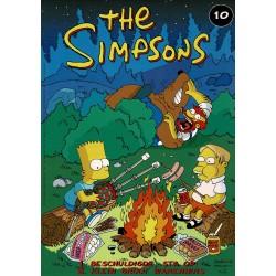 The Simpsons - 010 Beschuldigde, sta op! + Klein groot warenhuis - eerste druk 2000