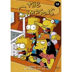 The Simpsons - 012 Marge valt aan! + Spring uit de bus! - eerste druk 2000