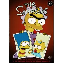 The Simpsons - 017 Leven en luieren in Springfield + De snullen zullen de aarde regeren - eerste druk 2001