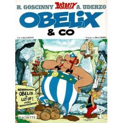 Asterix - 23 Obelix & co. - herdruk