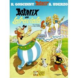 Asterix - 031 Asterix en latraviata - eerste druk 2001