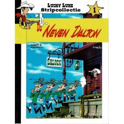 Lucky Luke Stripcollectie HLN - 001 De neven Dalton