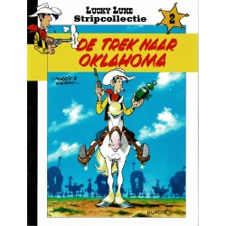 Lucky Luke Stripcollectie HLN - 002 De trek naar Oklahoma