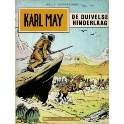 Karl May - 072 De duivelse hinderlaag - eerste druk 1982 - Standaard Uitgeverij - 2e reeks