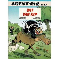 Agent 212 - 017 Wit van kip - eerste druk 1995
