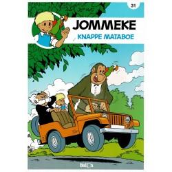 Jommeke - 031 Knappe Mataboe - herdruk - nieuwe cover