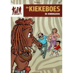 De Kiekeboes - 104 De Himbagodin - herdruk - Standaard Uitgeverij, 3e reeks