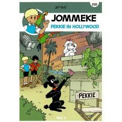 Jommeke - 230 Pekkie in Hollywood - herdruk - nieuwe cover