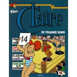 Claire - 014 De volgende ronde - eerste druk 2000