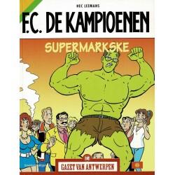 De Kampioenen - Supermarkske - De unieke stripreeks Gazet van Antwerpen