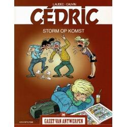 Cédric - Storm op komst - De unieke stripreeks Gazet van Antwerpen