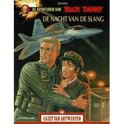 Buck Danny - De nacht van de slang - De unieke stripreeks Gazet van Antwerpen