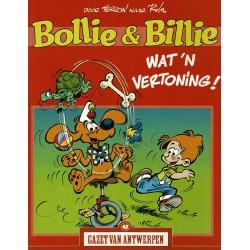Bollie en Billie - Wat 'n vertoning! - De unieke stripreeks Gazet van Antwerpen