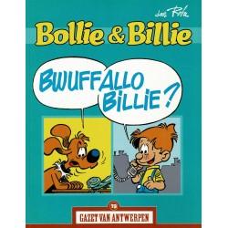 Bollie en Billie - Bwuffallo Billie? - De unieke stripreeks Gazet van Antwerpen