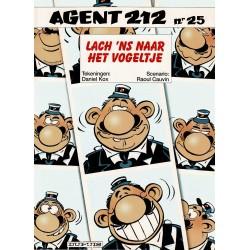 Agent 212 - 025 Lach 'ns naar het vogeltje - eerste druk 2006