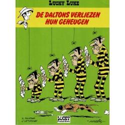 Lucky Luke - 061 De Daltons verliezen hun geheugen - eerste druk 1991