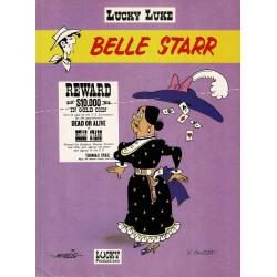 Lucky Luke - 066 Belle Starr - eerste druk 1995