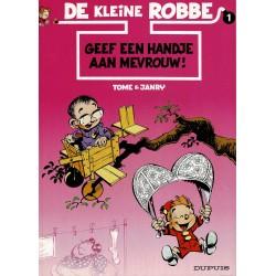 De kleine Robbe - 001 Geef een handje aan mevrouw! - herdruk