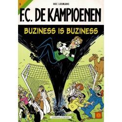 F.C. De Kampioenen - 003 Buziness is buziness - eerste druk 1998 - Standaard Uitgeverij