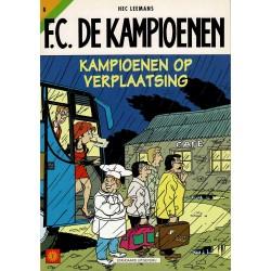 F.C. De Kampioenen - 008 Kampioenen op verplaatsing - eerste druk 1999 - Standaard Uitgeverij