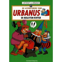 Urbanus - 022 De gesloten koffer - herdruk - Standaard Uitgeverij
