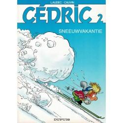 Cédric - 002 Sneeuwvakantie - herdruk
