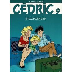 Cédric - 009 Stoorzender - herdruk