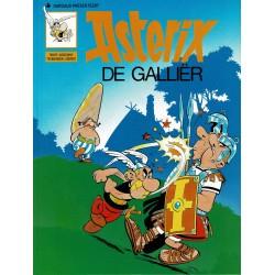 Asterix - 001 De Galliër - herdruk - Dargaud nieuwe cover