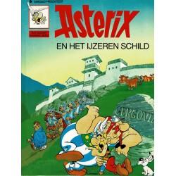 Asterix - 002 Het ijzeren schild - herdruk - Dargaud nieuwe cover