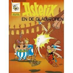 Asterix - 009 De gladiatoren - herdruk - Dargaud nieuwe cover