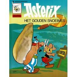 Asterix - 010 Het gouden snoeimes - herdruk - Dargaud nieuwe cover