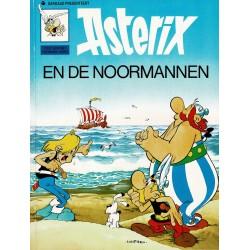 Asterix - 011 De Noormannen - herdruk - Dargaud nieuwe cover