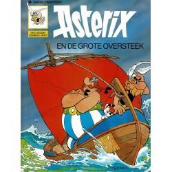 Asterix - 022 De grote oversteek - herdruk - Dargaud nieuwe cover