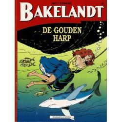 Bakelandt - 016 De gouden harp - herdruk - Standaard Uitgeverij
