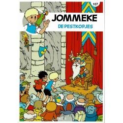 Jommeke - reclameuitgaven Story - B22 De pestkopjes (107) - herdruk 2015