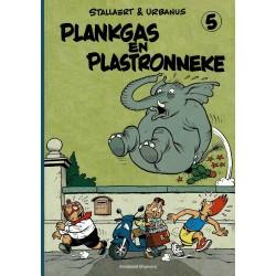Plankgas en Plastronneke - 005 Plankgas en Plastronneke 5 - eerste druk 2007