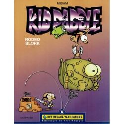 Kid Paddle - Rodeo Blork - De unieke stripreeks Het Belang van Limburg