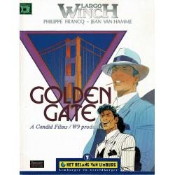 Largo Winch - Golden Gate - De unieke stripreeks Het Belang van Limburg
