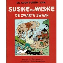 Suske en Wiske C35 - De zwarte zwaan - reclame-uitgave Het Nieuwsblad 2005, ongekleurd