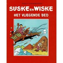Suske en Wiske C36 - Het vliegende bed - reclame-uitgave Het Nieuwsblad 2005, ongekleurd