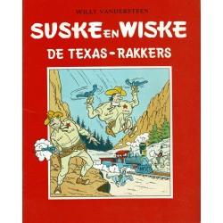 Suske en Wiske C37 - De Texas-rakkers - reclame-uitgave Het Nieuwsblad 2005, ongekleurd